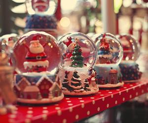 santa, christmas, and photo image