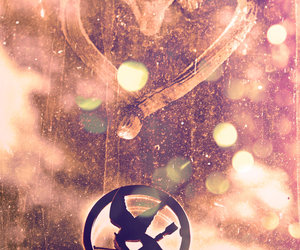 hunger games, the hunger games, and love image