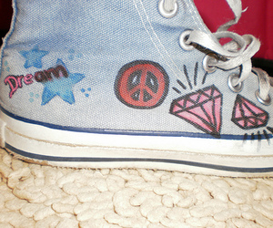 all star, converse, and Dream image