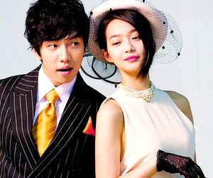asian, shin min ah, and lee seung gi image