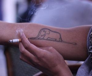 alternative, boy, and tattoo image
