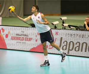 volleyball, world cup, and fivb image