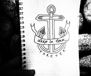anchor, art, and arty image
