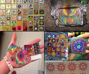 colors, drugs, and lsd image