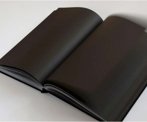 black, book, and empty image