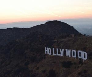 hollywood, city, and grunge image