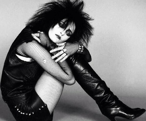 punk and siouxsie sioux image