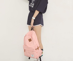 asian fashion, kstyle, and back to school image