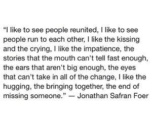 books, frasi, and jonathan safran foer image