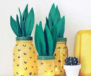 diy and pineapple image