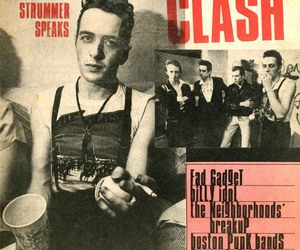 the clash and brand new shit image