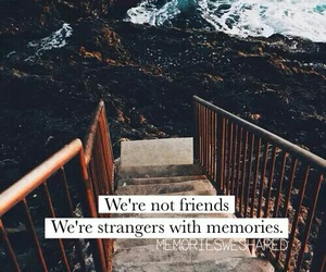 strangers, friends, and memories image