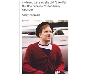 fall out boy, tumblr, and FOB image