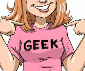 chic, geek, and geekly chic image