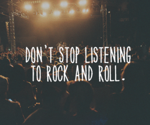 rock, music, and rock and roll image