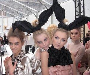 model, fashion, and Jessica Stam image