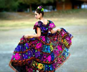 amazing, dress, and mexico image