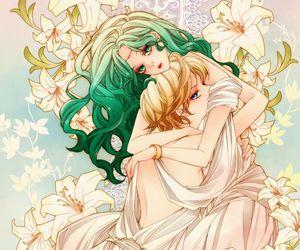 haruka & michiru image