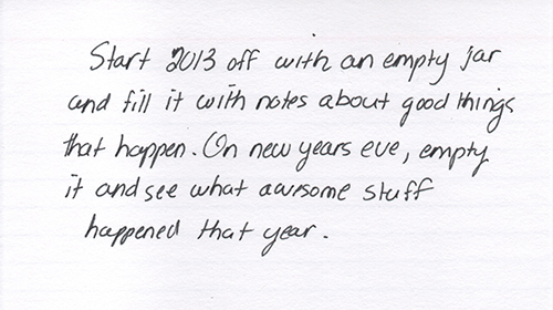 new year, promise, and positive image