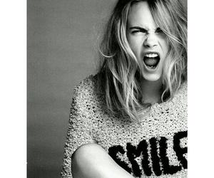 cara delevingne and smile image