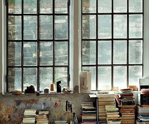 book and window image
