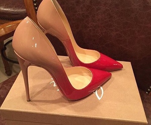 fashion, louboutin, and perfect image
