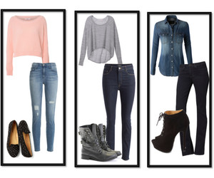 dress up, Polyvore, and style image