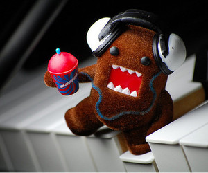 domo, music, and piano image