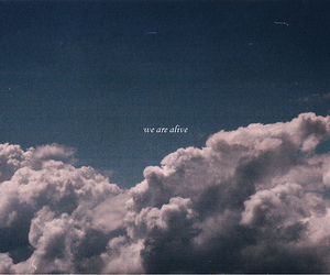 sky, text, and clouds image