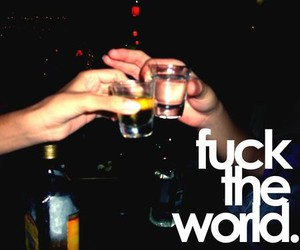 drink, fun, and teen image