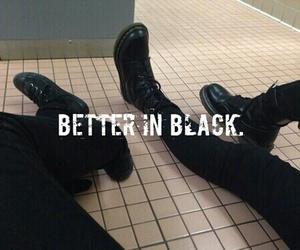black, original, and tumblr image