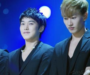 eunhyuk, sungmin, and superjunior image