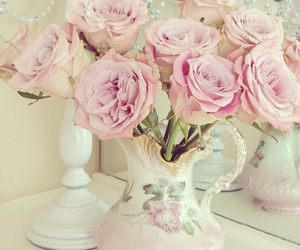 decor, feminine, and lovely image