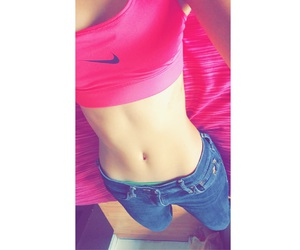 abdomen, abs, and girl image