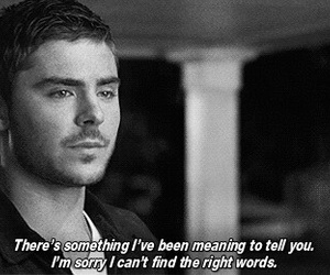 zac efron, quotes, and the lucky one image