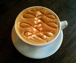 cappucino, latte, and coffee image