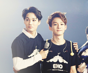 kai, Chen, and exo image