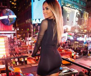 ciara, dress, and new york image