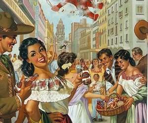 celebration, dia de los muertos, and day of the dead image