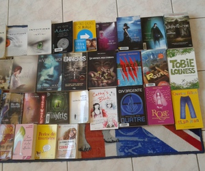 books, harry potter, and paper towns image