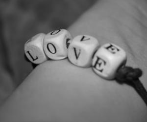 bracelet and love image