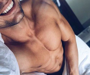 boy, smile, and Hot image