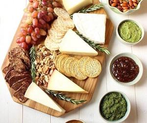 board, cheese, and diy image