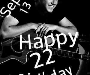 mwah, niall, and hbd image
