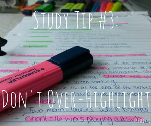 highlight, motivation, and study image