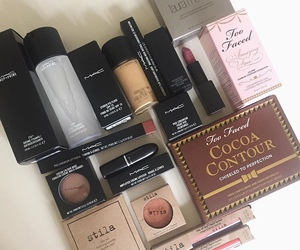makeup, beauty, and style image