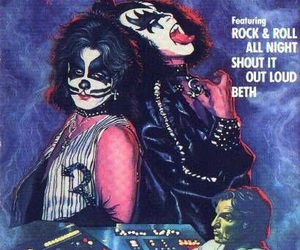 70s, gene simmons, and legend image