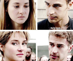 four, divergent, and insurgent image