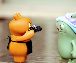 cute and ugly dolls image