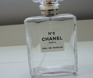 chanel, perfume, and parfum image